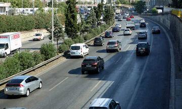 Κυκλοφοριακές ρυθμίσεις στην Αθηνών - Λαμίας στην Κηφισιά
