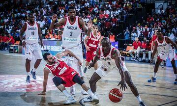 Mundobasket 2019: Αγκόλα - Φιλιππίνες 84-81: Παραλίγο «χαρακίρι» στην παράταση