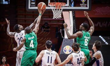 Η FIBA έριξε... άκυρο στoυς Νιγηριανούς για τους Ολυμπιακούς! (pic)