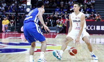 Mundobasket 2019: Ιταλία - Σερβία 77-92: Ο Μπογκντάνοβιτς πήρε το... όπλο του!