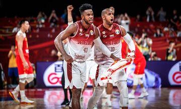Mundobasket 2019 - Βενεζουέλα - Κίνα 72-59: Απέκλεισαν τους οικοδεσπότες!