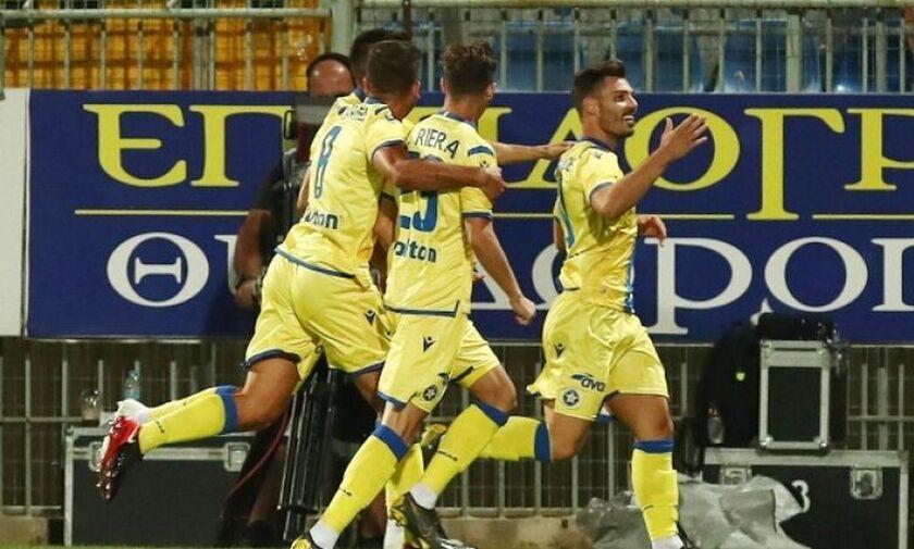 Αστέρας Τρίπολης - Λεβαδειακός 2-0: Φιλικό ξεμούδιασμα με «ρεζέρβες»