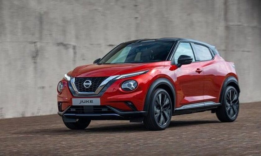 Ιδού το ολοκαίνουργιο Nissan Juke!