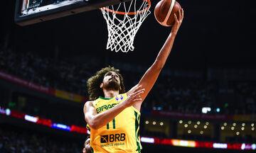 "Mundobasket 2019: Βραζιλία - Μαυροβούνιο 84-73: Πρώτη και αήττητη στους ""16"""