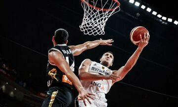 Mundobasket 2019: Γερμανία - Ιορδανία 96-62: Παρηγοριά στον άρρωστο...