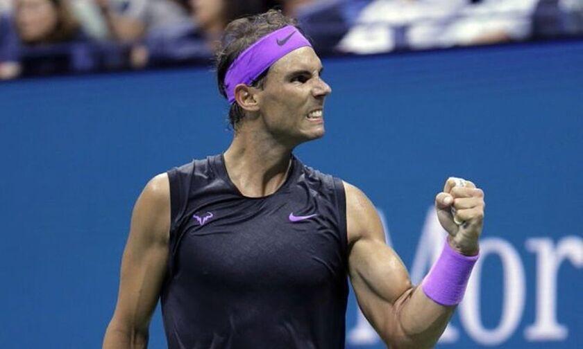US Open: Στον ημιτελικό ο Ναδάλ (vid)