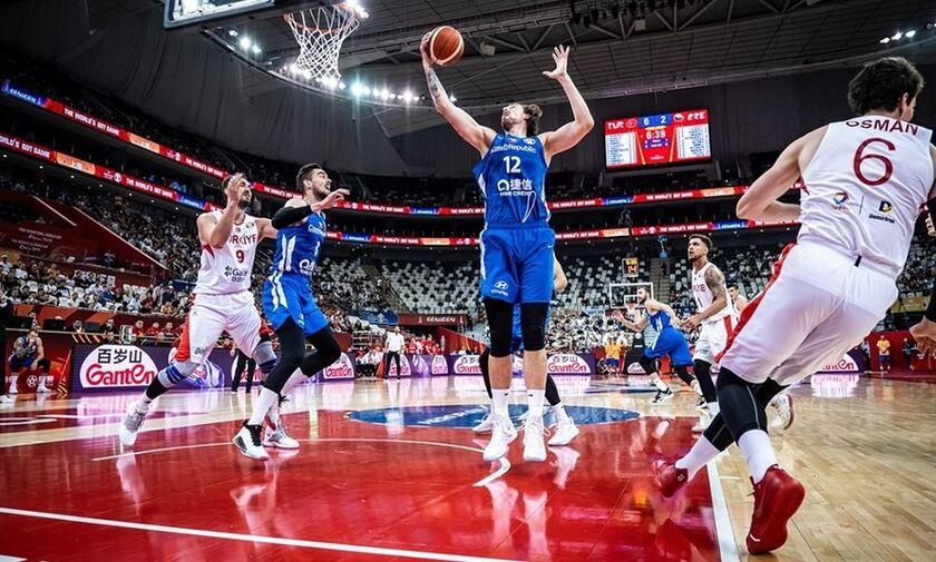 Mundobasket 2019: Τουρκία - Τσεχία 76-91: Αποκλεισμός σοκ για τους Τούρκους!