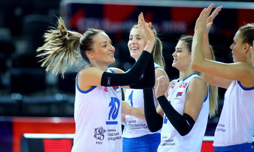 Στην ΕΡΤ οι ημιτελικοί και ο τελικός του Ευρωβόλει γυναικών 2019 (Ώρες και κανάλια)