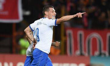 Αρμενία - Ιταλία 1-3: Νίκη με ανατροπή και 5Χ5 (highlights)