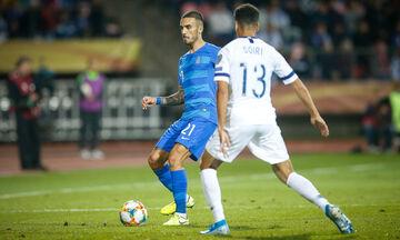 Φινλανδία - Ελλάδα: Το πέναλτι του Πούκι για το 1-0 (vid)
