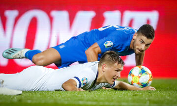 Nαυάγιο και με Φαν' τ Σιπ: Τα highlights του Φινλανδία- Ελλάδα 1-0
