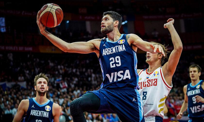 Mundobasket 2019: Live Streaming: Αργεντινή - Βενεζουέλα (15:00)