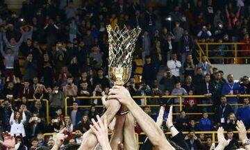 Κύπελλο Ελλάδας Μπάσκετ: Το πρόγραμμα, ο Ολυμπιακός μαθαίνει τον αντίπαλο του