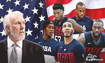 Mundobasket 2019: Η ανάλυση της εθνικής ομάδας των ΗΠΑ ενόψει Εθνικής