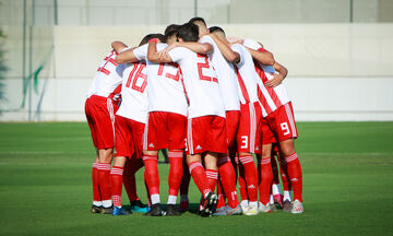 Super League K17: Νικηφόρο ξεκίνημα για τον Ολυμπιακό, 3-0 τον Πανιώνιο
