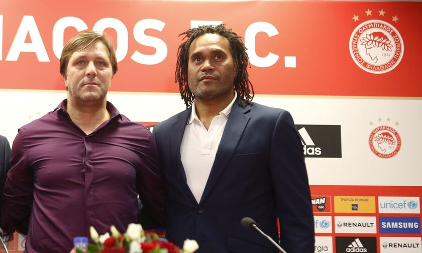 Καρεμπέ: «Για αυτό παίρνουμε Πορτογάλους προπονητές και παίκτες στον Ολυμπιακό»