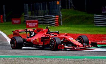 Grand Prix Ιταλίας: Κατέκτησε την pole position ο Λεκλέρκ