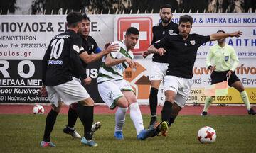 Football League: Νίκη Βόλου και Καλαμάτα ανεβάζουν τον πήχη