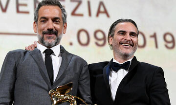 """Το Χρυσό Λιοντάρι του φεστιβάλ της Βενετίας στον """"Joker""""! (pic, vid)"""