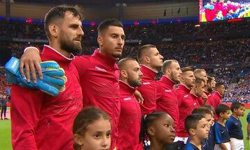 Μπέρδεψαν τον ύμνο της Αλβανίας με της Ανδόρας (vid)