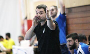 Ο Μεσσήνης νέος προπονητής της Εθνικής χάντμπολ γυναικών