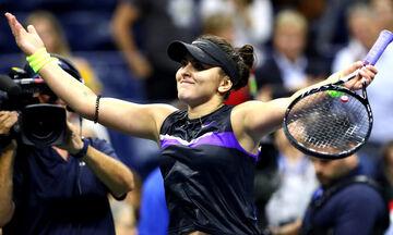 US Open 2019: Αντρέσκου από άλλο... πλανήτη, λύγισε τη Γουίλιαμς στον μεγάλο τελικό! (vids)