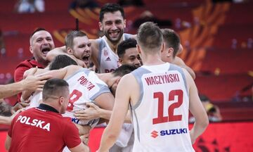 Mundobasket 2019: Live Streaming: Πολωνία - Αργεντινή (15:00)