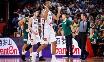 H FIBA τιμώρησε τους διαιτητές στο Γαλλία - Λιθουανία, αλλά απέρριψε την ένσταση