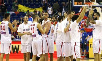 Mundobasket 2019: Live Streaming: Σερβία - Ισπανία (15:30)