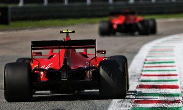 Live Streaming: Formula 1: Γκραν Πρι Ιταλίας (15:50)