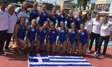 Ευρωπαϊκό Πρωτάθλημα πόλο νεανίδων: Η Εθνική νίκησε τη Σερβία και κατετάγη πέμπτη