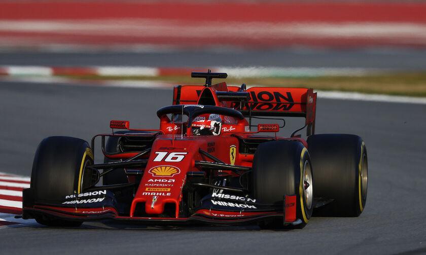 Grand Prix Ιταλίας: Μαεστρική νίκη για τον Λεκλέρκ