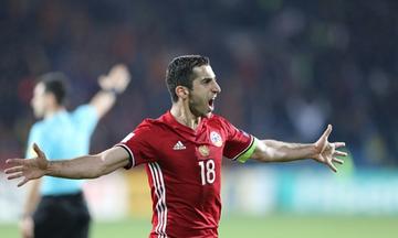 Αρμενία-Βοσνία 4-2: «Φωτιά» στον δέκατο όμιλο