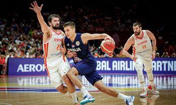 Mundobasket 2019 - Έτσι διαμορφώνονται τα ζευγάρια στα προημιτελικά