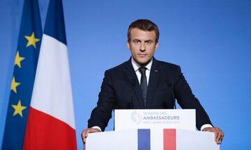 Γαλλία - Αλβανία: O Mακρόν ζήτησε συγνώμη για το τραγικό λάθος με τον ύμνο