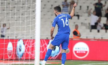 Ελλάδα - Λιχτενστάιν 1-0: Το γκολ του Μασούρα (vid)