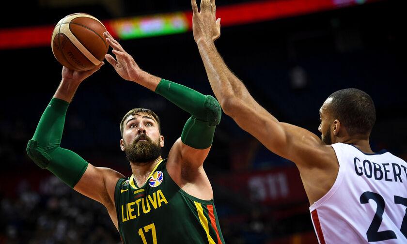 Mundobasket 2019: Live Streaming: Δομινικανή Δημοκρατία - Λιθουανία (11:00)