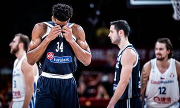 Mundobasket 2019: Τσεχία - Ελλάδα 77-84: Εκτός προημιτελικών η Εθνική
