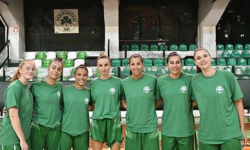 Παναθηναϊκός: Πέντε φιλικά για το γυναικείο μπάσκετ