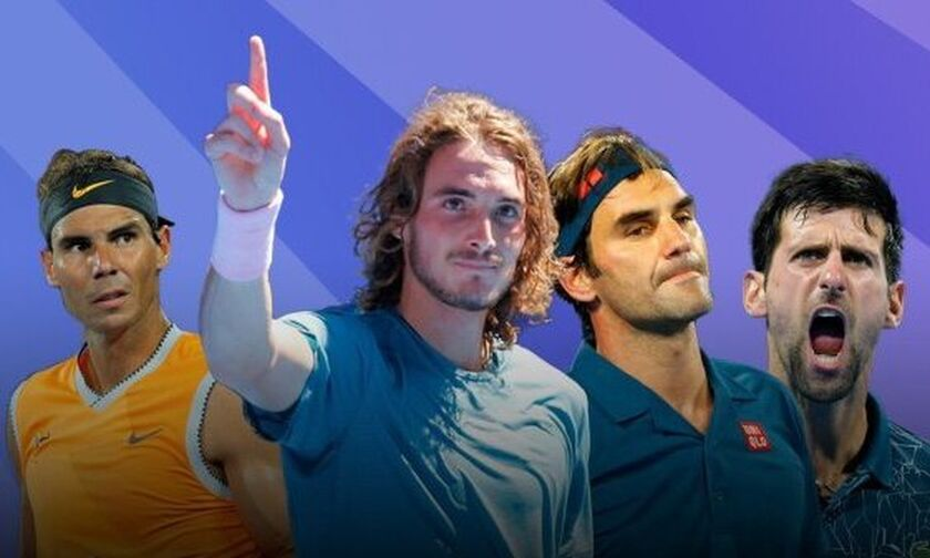 ATP Race to London: Στην έκτη θέση ο Στέφανος Τσιτσιπάς (pic)
