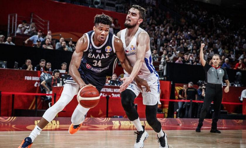 Mundobasket 2019: H τελική κατάταξη της Ελλάδας