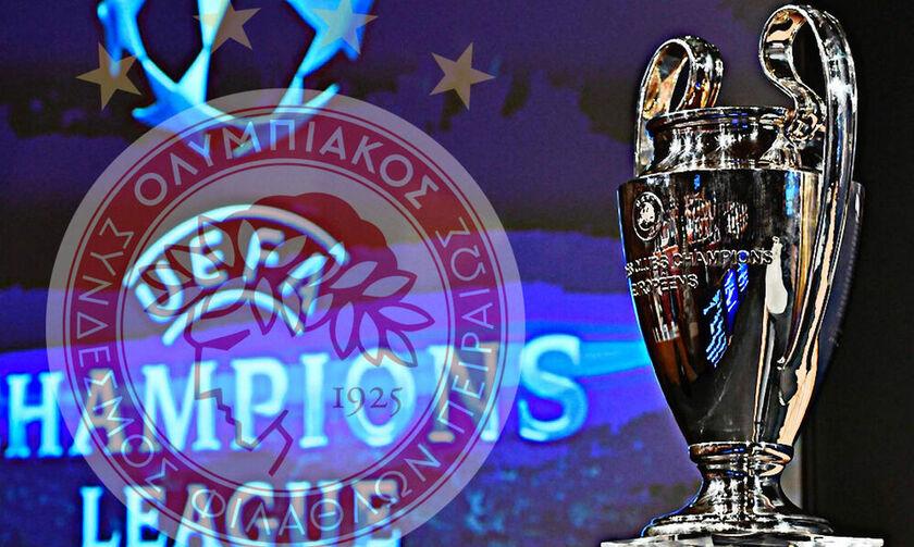 Champions League: Στο γκρουπ των ισχυρών ο Ολυμπιακός το 2020 και το 2021