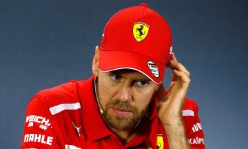 Formula 1: Ο Φέτελ κινδυνεύει με ποινή αποκλεισμού από έναν αγώνα