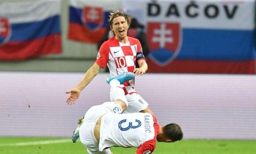 Αζερμπαϊτζάν - Κροατία 1-1: Γκέλα στα γενέθλια του Μόντριτς (vid)