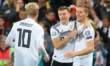 Προκριματικά EURO 2020: Τα αποτελέσματα, οι βαθμολογίες και τα highlights (9/9)