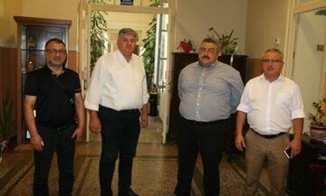 Συνάντηση κορυφής ενόψει του Chania Cadet European Judo Cup