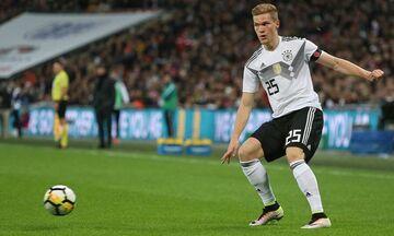 Προκριματικά Euro 2020: Β. Ιρλανδία - Γερμανία: Γκολάρα ο Χάλστενμπεργκ! (vid)