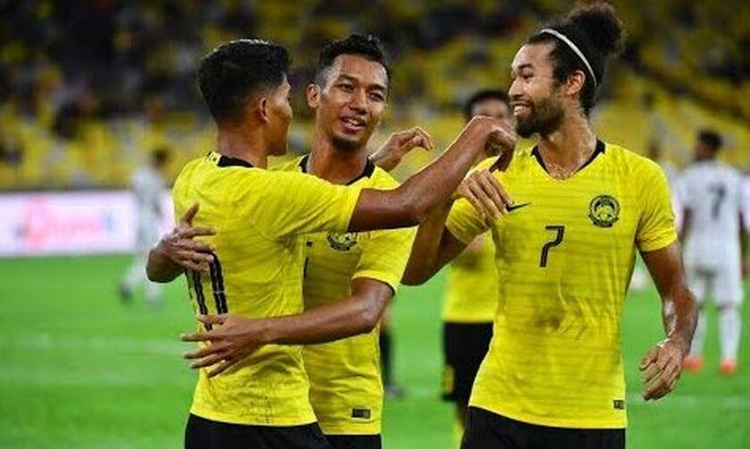 Γκολ στη Μαλαισία!