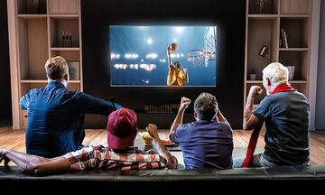 Τηλεοπτικό πρόγραμμα με προημιτελικά Mundobasket και προκριματικά Euro 2020
