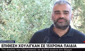 «Στα ραδιόφωνα της Θεσσαλονίκης, κάποιοι ψευτόμαγκες δημοσιογράφοι προκαλούν τη βία»